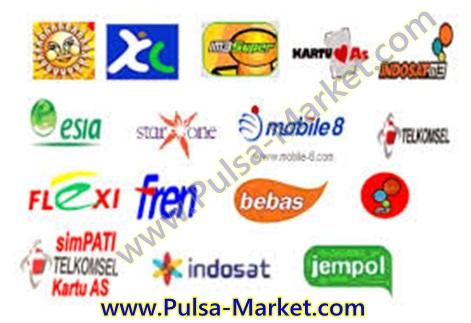 Dealer Pulsa Elektrik Termurah pulsa-market.com
