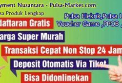 Agen Pulsa Murah Provinsi Jawa Tengah